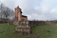 Zamek Książąt Mazowieckich XIV w. w Rawie Mazowieckiej (WMLR) Tags: pentax k1 irix 15 zamek polska pl rawa mazowiecka