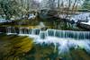 ZUBIA ELURRA ART 1 (juan luis olaeta) Tags: elurra art water agua urak waterfalls sarria