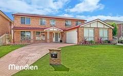 5 Karinya Place, Kellyville NSW