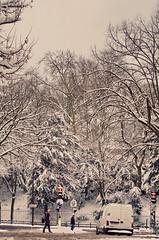 218 Paris en Février 2018 - sous la neige Place Martin Nadaud (paspog) Tags: paris france neige snow schnee février februar february 2018 placemartinnadaud
