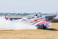 OM-OTN (Reg0s) Tags: aviation fly flying aircraft airplane plane airshow zlin retroskyteam