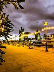 Tower Bridge (jeffshaw) Tags: nightshots bridges uk england london towerbridge
