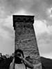 OVNI- Objet(s) Vertical(ux) Non Identifié(s) (Escarpel Photographie) Tags: sakartvelo georgia géorgie republicofgeorgia travel travelphotography trail hike wandering architecture architecturephotography buildings buildingphotography june svanétie svanetia svans svan caucasus caucase caucasusrange caucaserange mountainsrange mountains mountain mestia svantowers svantower tower ovni woman people blackandwhite photographer excentric odd original strange disturbing impressive frenchgirl georgialovesyou