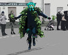Green Man at Whittlesea Straw Bear festival (ec1jack) Tags: kierankelly ec1jack cambridgeshire england britain uk europe fens eastanglia strawbear festival traditions january 2018 morrisdancing parade canoneos600d whittlesea whittlsey peterborough ploughsunday events whittlesey greenman