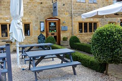 Upmarket Fish and Chips! (springblossom3) Tags: fish chips architecture broadways cotswolds tourism