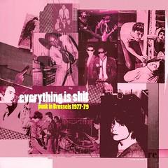 2014_VA_Everything_Is_Shit_Punk_In_Brussels_1977-79_2014 (Marc Wathieu) Tags: rock pop vinyl cover record sleeve music belgium belgië coverart belgique pochette cd indie artwork vinylcover sleevedesign