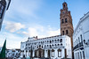 Llerena (cvielba) Tags: iglesia badajoz centrohistorico llerena plaza torre