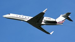 CS-DKD (AnDyMHoLdEn) Tags: gulfstream egcc airport manchester manchesterairport 23r