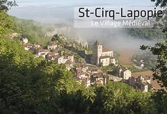 79x54mm // Réf : 15101003 // Saint-Cirq-Lapopie