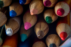 Tip of the Rainbow 2.0 (PasDave770) Tags: pencil color art