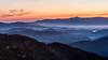 Panoramica del Pla de l ' Estany i Garrotxa (vilchesdavid) Tags: sunrise amanecer pladelestany garrotxa mountains landscape albada nikon d750 siluetas montañas azul blue sky cielo panorama panoramica panoramic