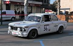 #56 BMW 2002 TI - 01 (kinsarvik) Tags: castillonlabataille gironde bordeauxaquitaineclassic rallye rally