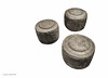 Neolithic chalk cylinders (AJ Mitchell) Tags: neolithic folkton folktondrums chalk bellbeaker yorkshire britishisles beakerculture prehistoric bronzeage westyorkshire