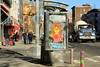 abe lincoln jr. (Luna Park) Tags: ny nyc newyork adtakeover phonebooth adhack lunapark abelincolnjr
