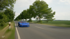 F40 Country Road (jandengel) Tags: granturismo gt gts car scapes game ps4 polyphony ferrari f40 road rollingshot