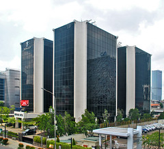 Menara Duta (Everyone Sinks Starco (using album)) Tags: jakarta building gedung architecture arsitektur office kantor