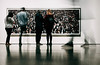 Stepping into Gursky (V Photography and Art) Tags: gursky andreasgursky photograpgy retrospective photographer london haywardgallery movement longexposure watching admiration wonder steps shoes footsteps feet walking standing exhibition largescale londonist thetimeoutlondon canon 35mm