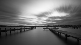 Middle River Monochrome Moments