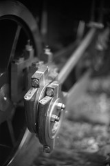 Locomotive Power (Komatsu 1000) Tags: 125 9minutes 50mmf1leicanoctiluxe60 ilforddelta100 leicam3 rodinal