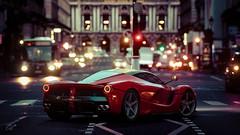 Ferrari LaFerrari - Gran Turismo™SPORT (= Spark =) Tags: ferrari laferrari gran turismo sport gt scapes lights