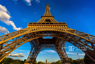 Ever Since - Eiffel Tower, Paris, France