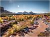 Sedona sunshine (Patricia Colleen) Tags: sedona parkinglot arizona sunshine