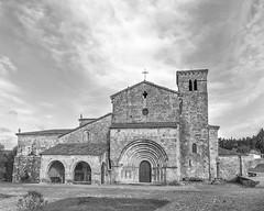 La Colegiata de Santa Cruz (Castañeda)