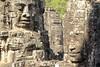 Faces of Bayon (daniel_james) Tags: 2018 canon6d tamron90mmmacro cambodia kambodscha temples angkor bayon ruins sculpture tower faces southeastasia khmer