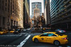 Morning Traffic on Park (ericjmalave) Tags: 2018 cityscape fuji landscape manhattan newyork nyc street xt10