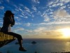 Kaiwa Ridge Trail, Kailua, Oahu (ttsugu) Tags: lanikai kailua pillbox hawaii ridge trail ridgetrail sea dawn ocean oahu hiking sunrise sunset outdoor smart phone スマホ