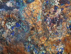 In the Wilderness (studioferullo) Tags: abstract art beauty bright colorful colourful colors colours contrast dark design detail light minimalism natural perspective pretty scene study texture tone weathered world tucson arizona gem stone