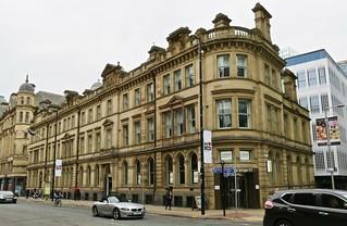Oddfellows House, Manchester, UK