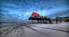 Fire department outpost, Petten aan Zee, The Netherlands. (Alex-de-Haas) Tags: 11mm adobe d850 dutch hdr holland irix lightroom nederland nederlands netherlands nikon noordholland noordzee northsea petten pettenaanzee photomatix photomatixpro beach beachscape brandweer brandweerpost exposure firedepartment hemel landscape landschap longexposure lucht post sand sea skies sky strand sundown sunset wind winter zand zee zonsondergang