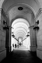 Arches (#KPbIM) Tags: 2017 winter december travel trip dc maryland vacation washington virginia arch building amtrak train architecture union station