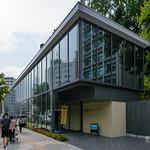 三田キャンパスのところに出来た建物です。