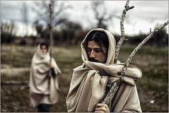 Walkers II (Damaz Real Fantasy) Tags: retrato portrait gente people face