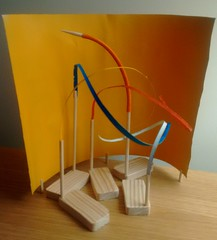 Model 90 (Utopist) Tags: model abstract maquette sculpture