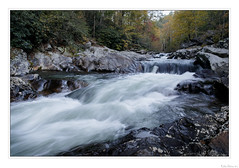 Little River Rush (John Cothron) Tags: americansouth cpl canoneos5dmkiv cothronphotography distagon2128ze distagont2821ze dixie eastsouthcentralstates gatlingburg greatsmokymountainnationalpark johncothron littleriver seviercounty southernregion tennessee thesinks thesouth us usa unitedstatesofamerica volunteerstate zeissdistagont2821ze autumn circularpolarizingfilter clearsky creek fall falling flowing forest freshwater landscape longexposure morninglight nature outdoor outside river rock scenic stream sunny water waterfall img21955171027 ©johncothron2017 littleriverrush