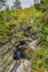 Falls of Bruar, Blair Atholl, Scotland, (October 2017) Sony ILCE-6000 by Bruscot Photography (Bruscot Photography) Tags: autumn falls bridge season atholl panorama destination stones colour woodland 2017 waterfall uk trekking sky perthshire winter scenery forest hiking cliff fallsofbruar grass rock october natural landscape high highlands woods water angle holiday bruar loch united wild panoramic tree north photography outdoors kingdom gorge view path travel arch blair canyon hike bruscot nature outdoor rural sony snow cascade remote famous mountain blairatholl scotland britain river background stone tourism glen ilce6000 hill europe scottish walk