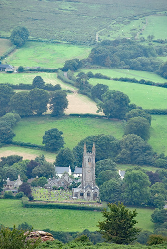 Dartmoor, and Widecombe-in-the-Moor