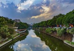 GuiLin Downtown (Yang Yu's Album) Tags: guilin guangxi 喀斯特 karst 桂林 广西 索尼 sony a7r3 guilinshi guangxizhuangzuzizhiqu china cn