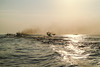 Sunset Hunter (preze) Tags: tonlesap siemreapprovince cambodia kambodscha südostasien boot boat wasser water see sunset sundown sonnenuntergang abend evening lake himmel welle
