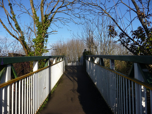 Railway Footbridge_Beechwood Avenue_Earlsdon_Coventry_Jan18