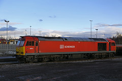 Depot Super Shunter (DieselDude321) Tags: 60011 class 60 db dbs schenker cargo tmd traction maintenance depot nottingham super shunter