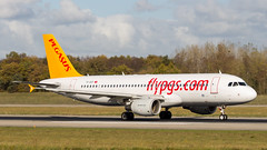 Airbus A320-214 TC-DCF Pegasus (William Musculus) Tags: basel mulhouse airport euroairport eap bsl mlh spotting tcdcf pegasus airbus a320214 a320200