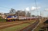 20180121 RXP 1251 + AlpenExpress, Haarlem (Bert Hollander) Tags: haarlemgoederen hg railexperts loc 1251 locomotief eloc serie 1200 blauw ex acts 1215 skitrein bludenz alpenexpress austria bte rijtuigen zon rxp fair trein 13486knledn