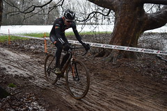 DSC_0356 (sdwilliams) Tags: cycling cyclocross cx misterton lutterworth leicestershire snow