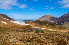 View from mount Hólsfjall, Siglufjörður, Iceland (thorrisig) Tags: 22072017 himinn siglufjörður skútudalur fjöll landslag náttúra sigurgeirsson sigurgeirssonþorfinnur dorres siglufjord siglufjordur thorrisig thorfinnursigurgeirsson thorri thorfinnur tröllaskagi nature norðurland northoficeland north þorrisig þorfinnur þorri þorfinnursigurgeirsson
