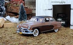 1950 Ford Crestliner 2dr Sedan (JCarnutz) Tags: 124scale diecast danburymint 1950 ford crestliner