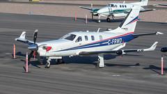 SOCATA TBM 930 C-FRWD (ChrisK48) Tags: tbm930 socatatbm700 2017 cfrwd kdvt airplane phoenixaz dvt aircraft phoenixdeervalleyairport